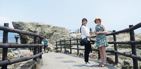 两个女孩的釜山玩乐地图!