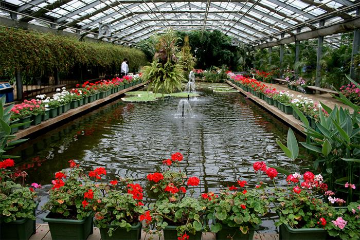 Asan Botanical Garden (Credit: Asan Botanical Garden)