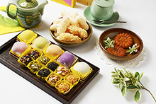 Korean Traditional Snacks