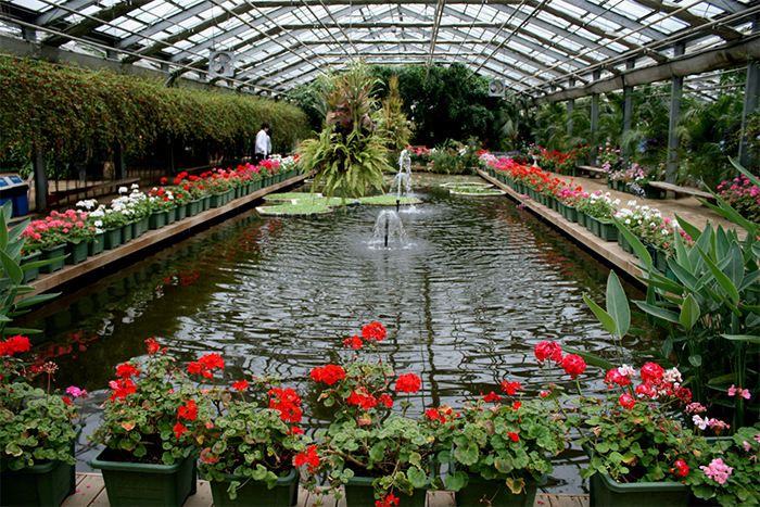 世界花植物園(写真提供:世界花植物園)