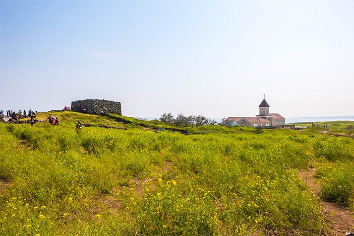 Landzunge Seopjikoji