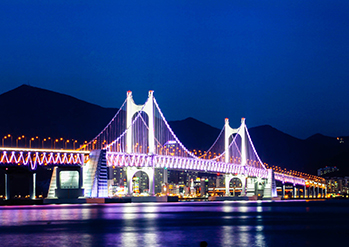 照片) 广安里海水浴场风景