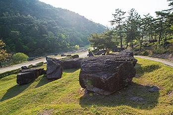 和順の支石墓遺跡