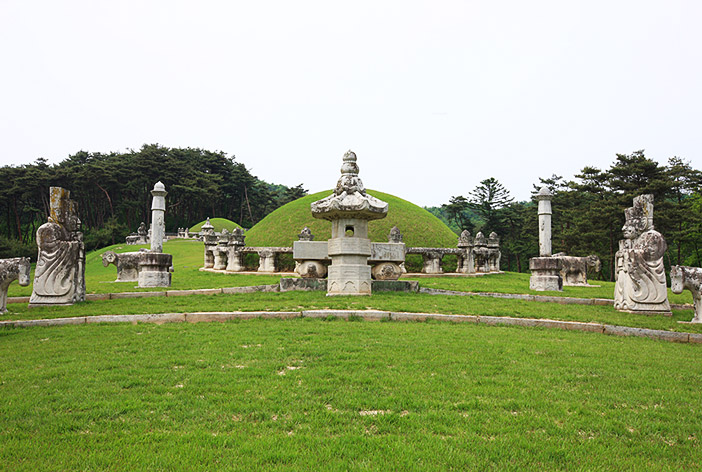 Gwangneung Royal Tomb
