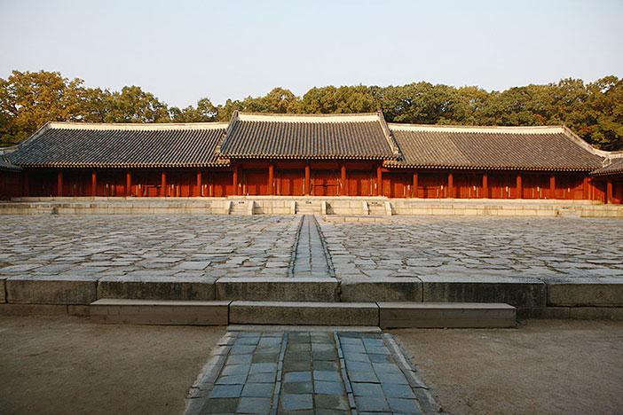 Jongmyo Shrine