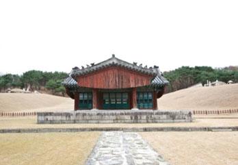Changneung Royal Tomb of Seooreung