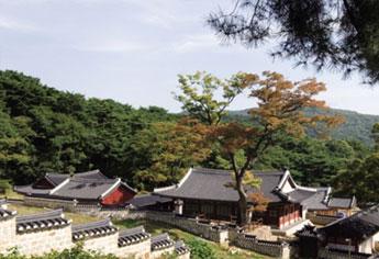 Haenggung site of the Namhansanseong Fortress