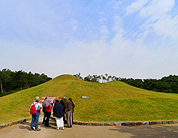 The Tomb of King Muryeong