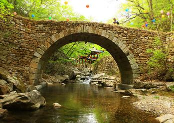 仙岩寺「昇仙橋」