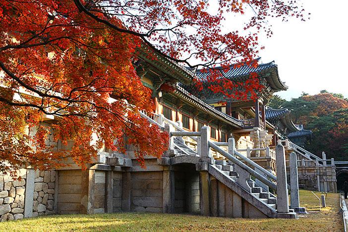 Seokguram Grotto and Bulguksa Temple (Designated 1995)