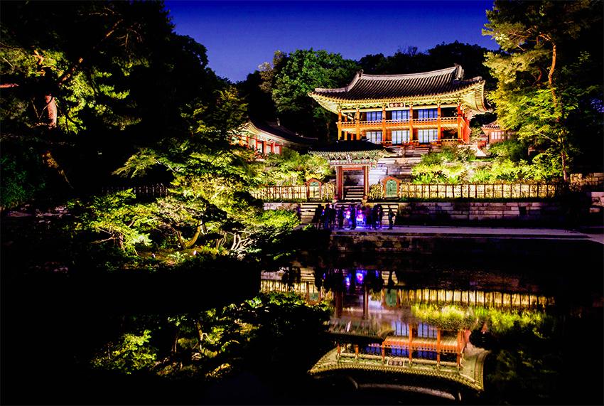 Vista de Buyongji (cortesía de la Administración de Patrimonios Culturales)