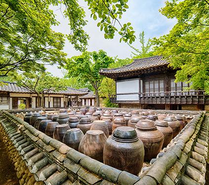 Pueblo Folclórico Coreano