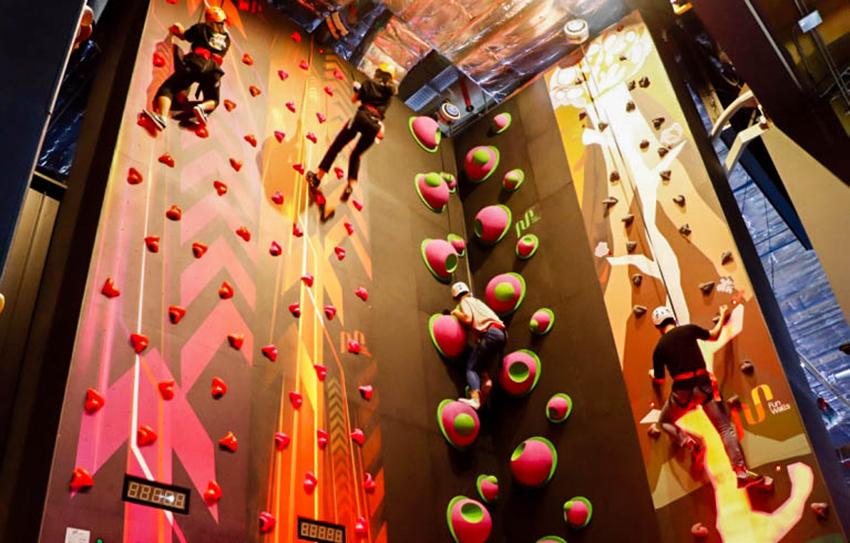 攀岩體驗 (圖片來源: Sports Monster)