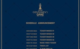 <strong>2PM Drops Schedule for ′Gentlemen′s Game′ Comeback</strong>