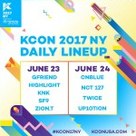 <strong>[KCON 2017] KCON 2017 NY To Take Place This Weekend</strong> image