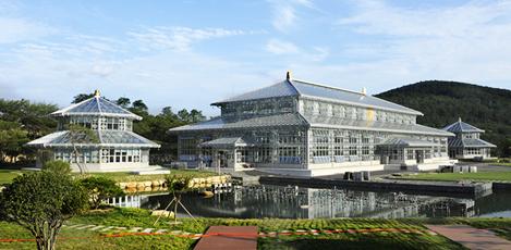 いつでも春を満喫!韓国の温室植物園6選