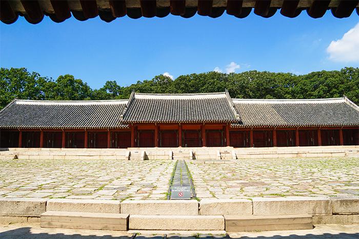 Yeongnyeongjeon Hall