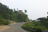 Baeksu Coast Road in Yeonggwang