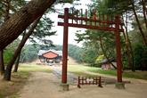 Geonwolleung, King Taejo