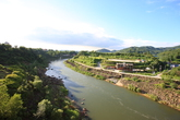 Hantangang River in Cheolwon