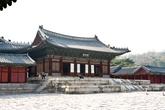 Myeongjeongjeon of Changgyeonggung Palace