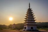 Stone Pagoda a..