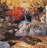 Eochi Valley in Autumn 
