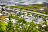 Jeungdo Salt Healing Camping Gorund
