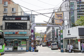 Hoegi Station Pajeon Alley