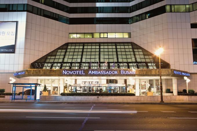 Haeundae Novotel Ambassador Hotel