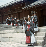 Jongmyojerye Ritual Service 