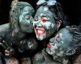2012 The 15th Boryeong Mud Festival National Photo Contest