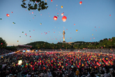 Merrymaking at the Lantern Festival