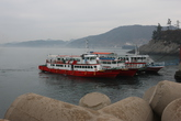 Odongdo Island Cruise Ship