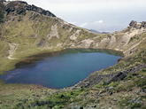 Crater Lake of Mt.Halla