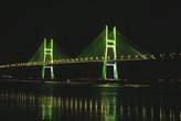 Seohae Bridge at Night
