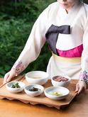Hanjeongsik(Korean Table d'hote)