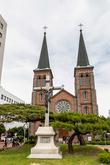 Daegu Kyesan Catholic Church