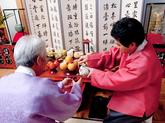 Chuseok Jesa_Korean Thanksgiving Day Ancestral Rites
