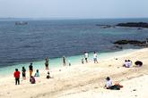 우도 산호해변(서빈백사해수욕장)