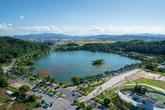 Jecheon Uirimji Reservoir and Jerim Woods