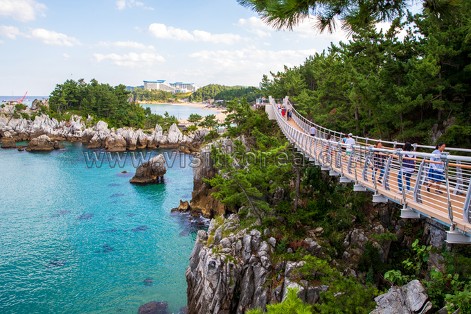 Chuam Chotdaebawi Rock Suspension Bridge Specification