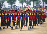 Millitary Marching Parade