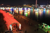 Jinju Namgang Lantern Festival 