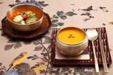 Hobakjuk(Pumpkin Porridge)