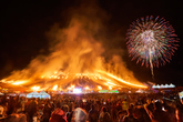 Jeju Fire Fest..
