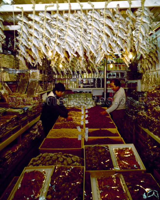 Dried Goods Market