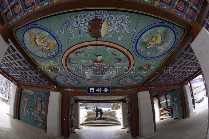 Woljeongsa Temple