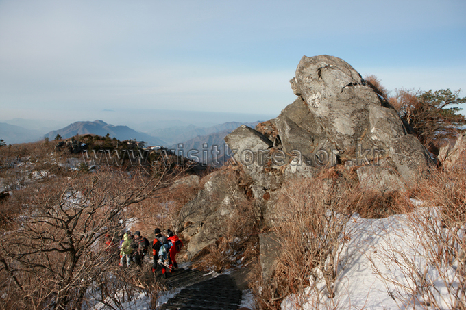 Deogyusan Mountain National Park