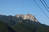 Seoraksan Mountain